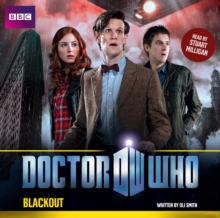 Doctor Who: Blackout, CD-Audio Book