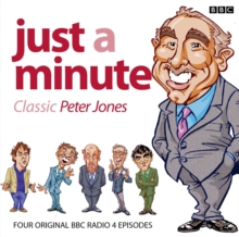 Just a Minute: Classic Peter Jones, CD-Audio Book