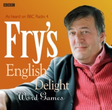 Fry's English Delight: Word Games, MP3 eaudioBook