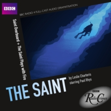 The Saint : Saint Overboard & Saint Plays With Fire, eAudiobook MP3 eaudioBook