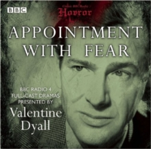Appointment With Fear, eAudiobook MP3 eaudioBook