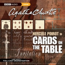 Cards On The Table, eAudiobook MP3 eaudioBook