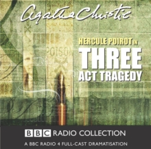 Three Act Tragedy, eAudiobook MP3 eaudioBook