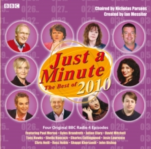 Just A Minute: The Best Of 2010, eAudiobook MP3 eaudioBook