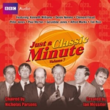 Just A Classic Minute  Volume 7, eAudiobook MP3 eaudioBook