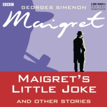Maigret's Little Joke & Other Stories, eAudiobook MP3 eaudioBook