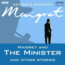 Maigret And The Minister & Other Stories, eAudiobook MP3 eaudioBook