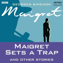 Maigret Sets A Trap & Other Stories, eAudiobook MP3 eaudioBook