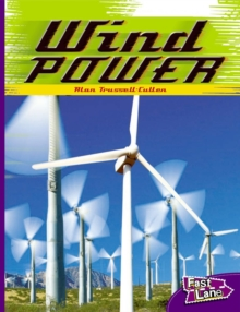 Wind Power Fast Lane Purple Non-Fiction, Paperback Book