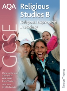 AQA GCSE Religious Studies B - Religious Expression in Society, Paperback Book