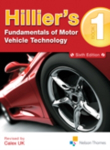 Hillier's Fundamentals of Motor Vehicle Technology Book 1, Paperback Book