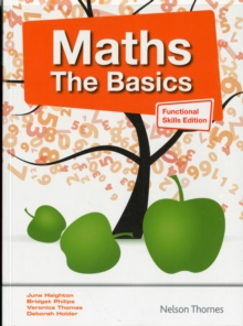Maths The Basics Functional Skills Edition, Paperback Book