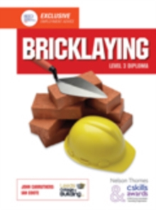 Bricklaying Level 3 Diploma, Paperback Book