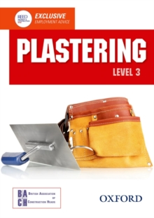Plastering Level 3 Diploma Student Book, Paperback / softback Book