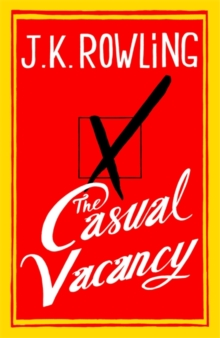 The Casual Vacancy, Hardback Book