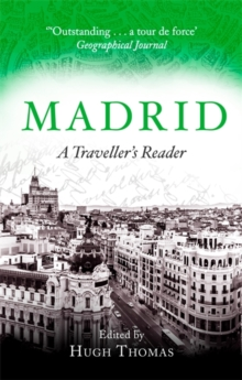 Madrid : A Traveller's Reader, Paperback / softback Book