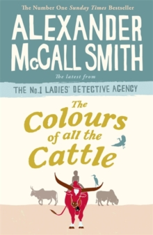 The Colours of all the Cattle, Hardback Book