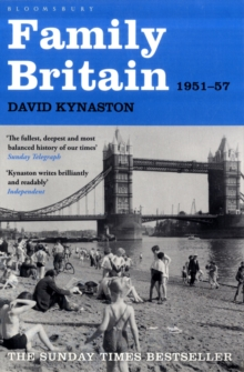Family Britain, 1951-1957, Paperback / softback Book