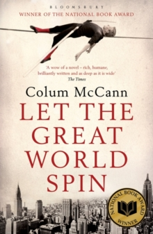 Let the Great World Spin, Paperback Book