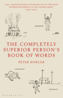 The Completely Superior Person's Book of Words, Hardback Book