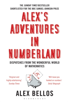 Alex's Adventures in Numberland, Paperback / softback Book