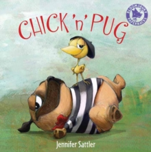 Chick 'n' Pug, Paperback Book