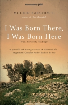 I Was Born There, I Was Born Here, Paperback Book