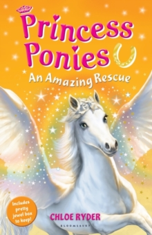 Princess Ponies 5: An Amazing Rescue, Paperback Book