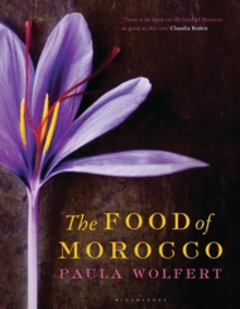 The Food of Morocco, Hardback Book