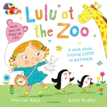 Lulu at the Zoo, Paperback Book