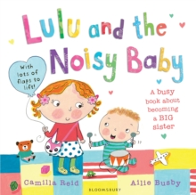 Lulu and the Noisy Baby, Paperback Book