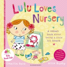 Lulu Loves Nursery, Paperback Book