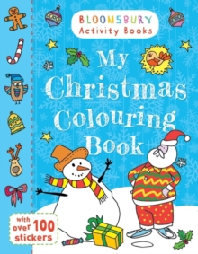 My Christmas Colouring Book, Paperback / softback Book