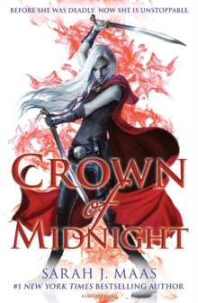 Crown of Midnight, Paperback Book