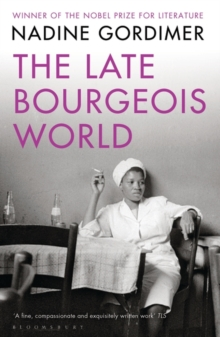 The Late Bourgeois World, Paperback Book