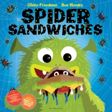 Spider Sandwiches, Paperback Book
