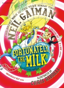 Fortunately, the Milk . . ., Paperback Book