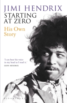 Starting at Zero : His Own Story, Paperback Book