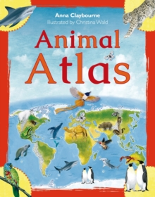 Animal Atlas, Hardback Book