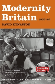 Modernity Britain : 1957-1962, Paperback / softback Book