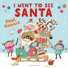 I Went to See Santa, Paperback Book