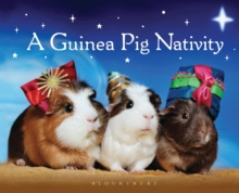 A Guinea Pig Nativity, Hardback Book