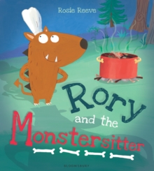 Rory and the Monstersitter, Paperback Book