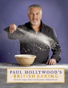 Paul Hollywood's British Baking, Hardback Book