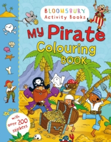My Pirate Colouring Book, Paperback / softback Book