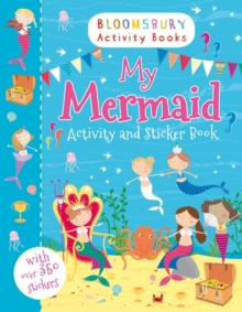 My Mermaid Activity and Sticker Book, Paperback Book