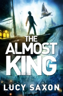 The Almost King, Paperback Book