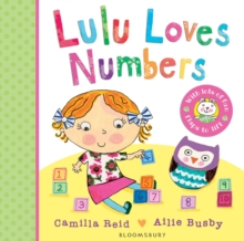 Lulu Loves Numbers, Board book Book