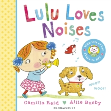 Lulu Loves Noises, Board book Book