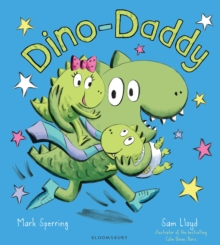 Dino-Daddy, Paperback Book